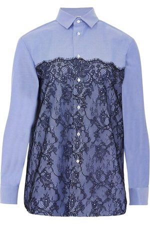 RED Valentino Lace detailed shirt