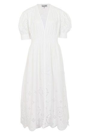 Ganni Waisted dress