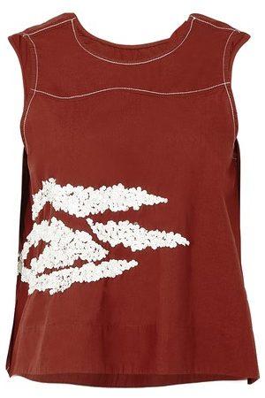 Ganni Sleeveless blouse