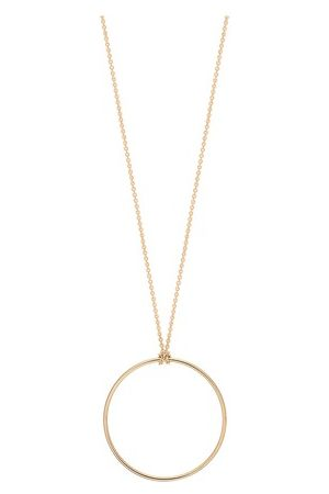 GINETTE NY Baby Circle necklace