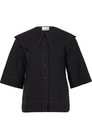 Ganni Oversized blouse