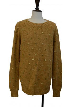 DRIES VAN NOTEN Camel Wool Knitwear & Sweatshirts