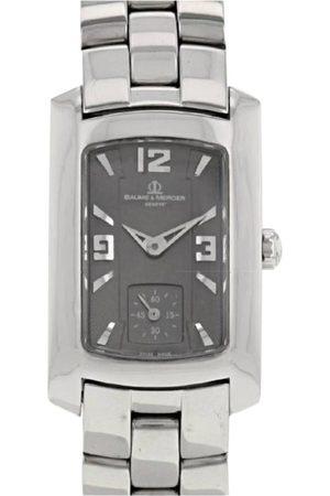 Baume et Mercier Steel Watches