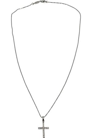 Damiani White gold Long Necklaces