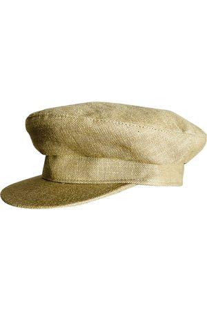 Max Mara Women Caps - Linen cap