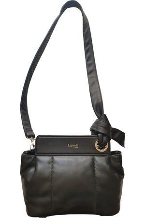 Lipault Leather crossbody bag