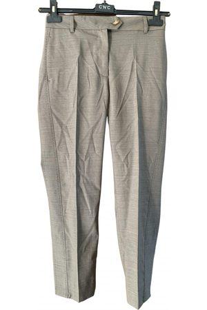 Vivienne Westwood Wool straight pants