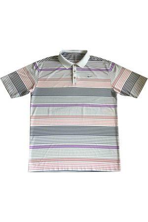 Nike Multicolour Polyester Polo Shirts