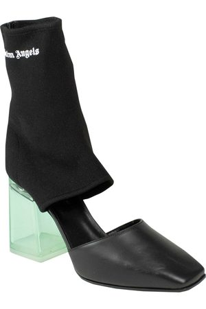 Palm Angels Women Ankle Boots - Cloth Ankle Boots