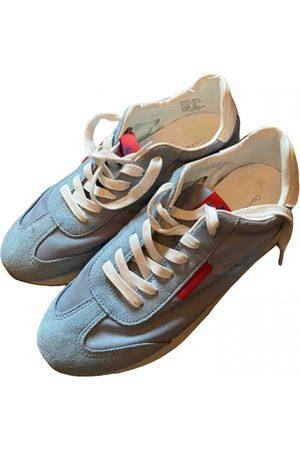 Calvin Klein Men Sandals - Suede Sandals