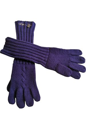 Pepe Jeans Wool Gloves