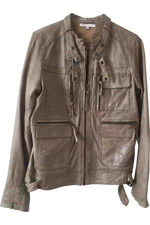 Maje Leather Leather Jackets