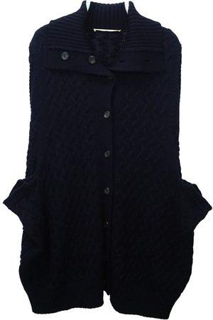 Jucca Navy Wool Jackets