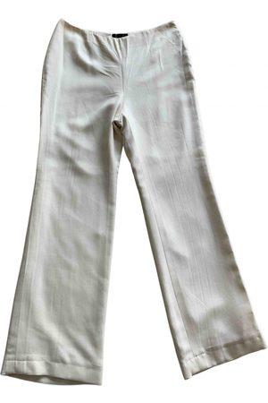 Loewe Silk straight pants