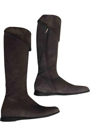 Fratelli Rossetti Leather boots