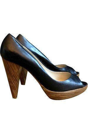 COLISEE DE SACHA Leather heels