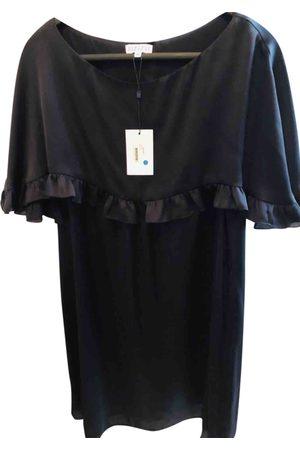 Claudie Pierlot Navy Polyester Dresses