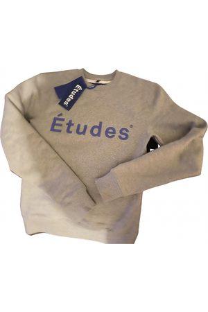 Études Studio Grey Cotton Knitwear