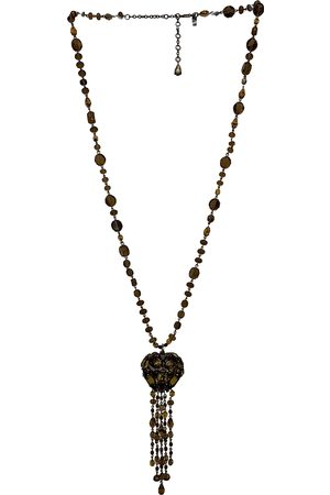 Jean Paul Gaultier Metal Long Necklaces