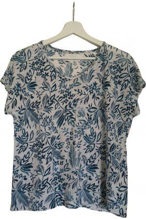 Sud Express Women T-shirts - Linen t-shirt