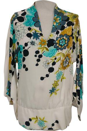 PEDRO DEL HIERRO Silk blouse