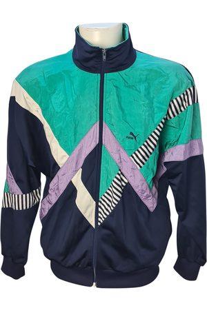 PUMA Multicolour Polyester Knitwear & Sweatshirt