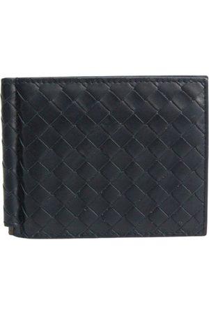 Bottega Veneta Navy Leather Small Bags\, Wallets & Cases