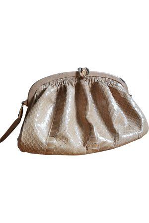 Pratesi Pelletterie Leather crossbody bag