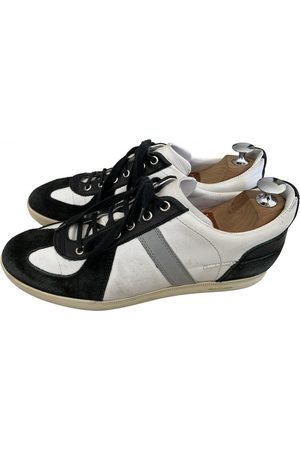 Dior Leather low trainers