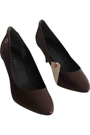 Esprit Women High Heels - Leather heels