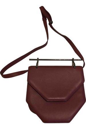 M2MALLETIER Leather handbag