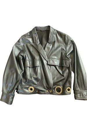 Gianfranco Ferré Leather Leather Jackets