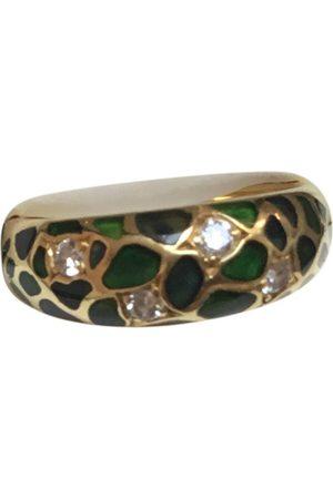 Korloff Yellow gold Rings