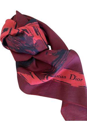 Dior Silk Scarves