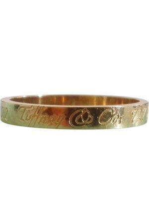 Tiffany & Co. Yellow Rings