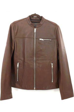 Coach Leather Coats