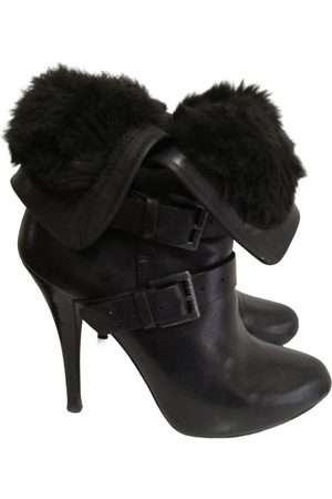 Guess Women Snow Boots - Leather snow boots