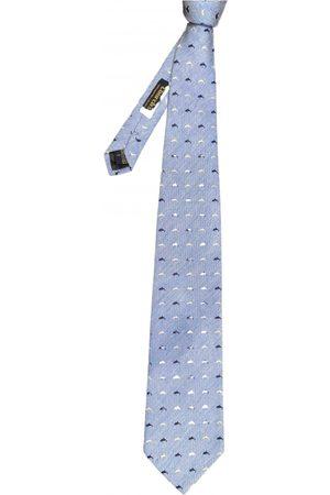 Church's Men Neckties - Turquoise Cotton Ties