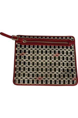 Roger Vivier Leather clutch bag