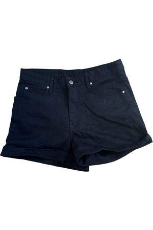 Dr Denim Cotton Shorts