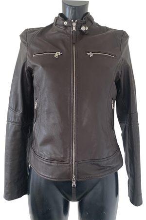 ELEVENTY Leather Jackets