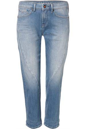 Denham Monroe Helix Girlfriend Tapered Jeans