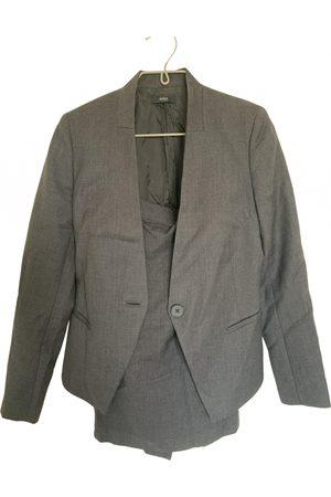 SABA Grey Wool Jackets