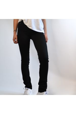 PAIGE Women Straight - Hoxton Straight Shadow Jeans