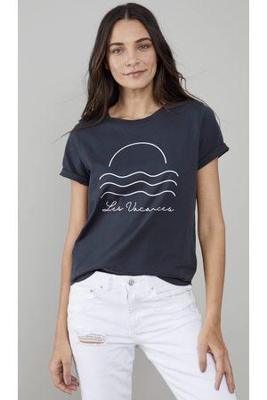 South Parade Lola T-Shirt Les Vacances