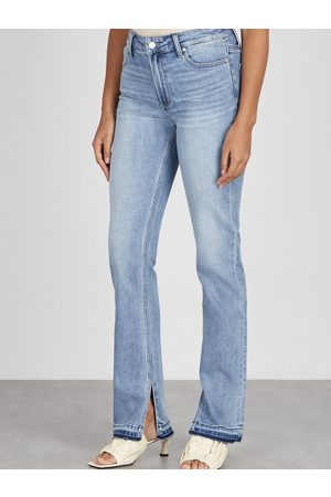 PAIGE Women Straight - Cindy Straight Leg Jeans
