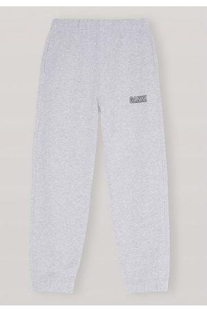 Ganni Women Sweatpants - Software Elasticated Pants
