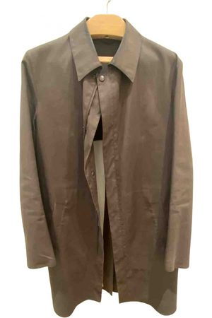 Jil Sander Anthracite Synthetic Coats