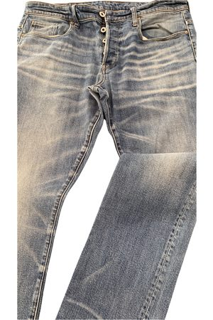 G-Star Cotton - elasthane Jeans