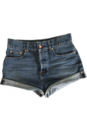 TOM WOOD Cotton Shorts